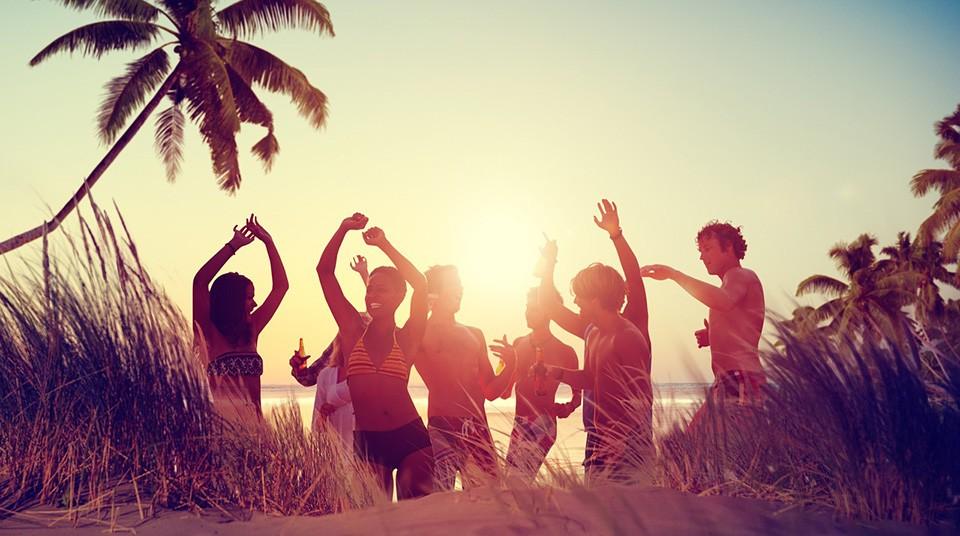 Como me arreglo para una fiesta en la playa
