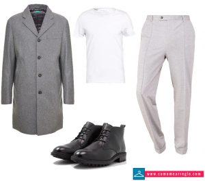 Outfit inspirado en los 80 para chico
